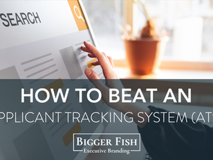 How to beat an applicant tracking system (ATS)