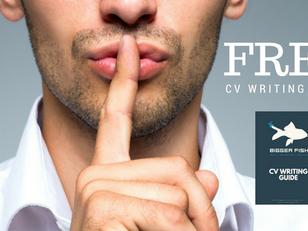Free CV Writing Guide