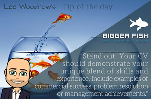 Lee Woodrow's Tip of the day - 9th January 201