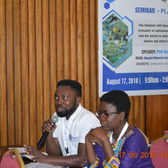 Inno-Sci Seminar - Plastics in the Enviroment