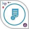 Humanitarian Information Management, Comunications and Media Badge