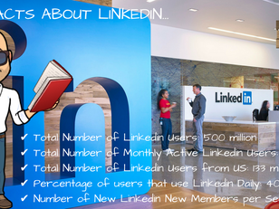 Fun Facts About LinkedIn - 2018