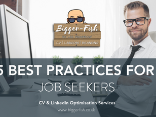 5 Best Practices For Job Seekers