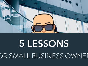 5 Lessons I Learned In 2018 To Improve My Small Business