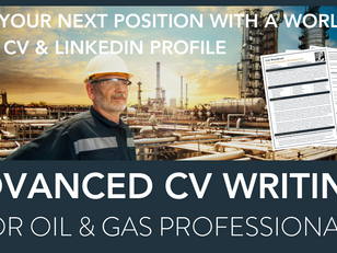Oil and Gas CV