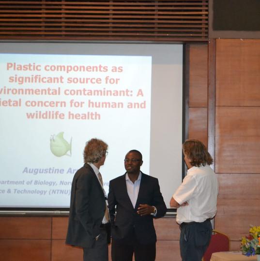 Inno-Sci Seminar - Plastics in the Environment