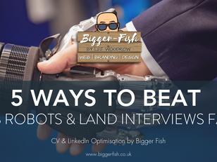 🤖 5 ways to beat the ATS algorithms / robots and land interviews fast