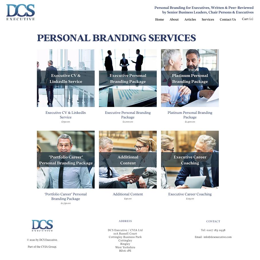 DCS Executive