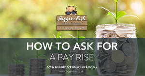 How to ask for a pay rise?