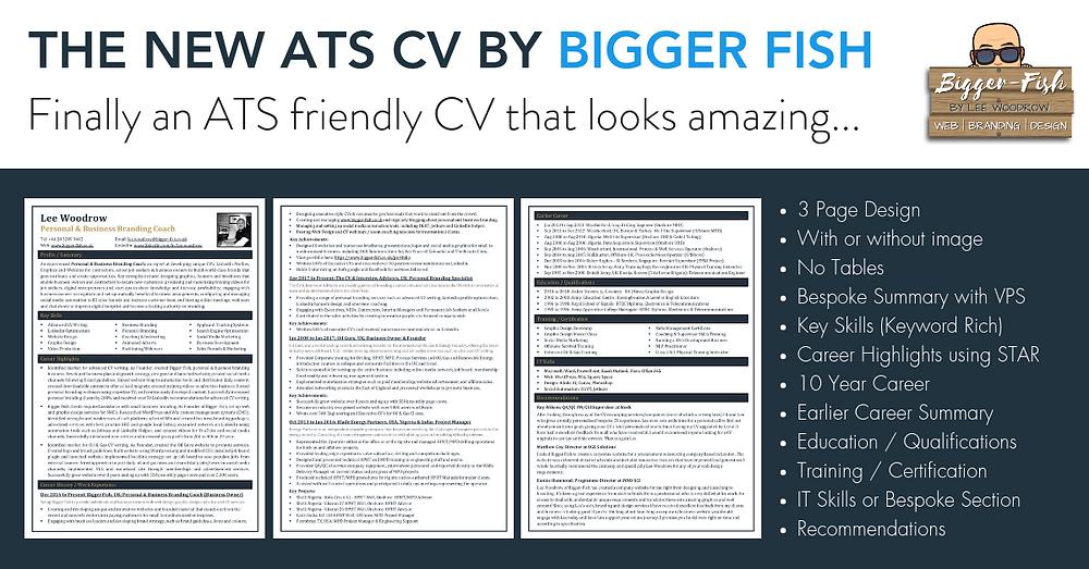 ATS CV by Bigger Fish