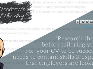Research The Job Ad Before Tailoring Your CV