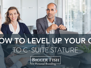How to level up your CV to C-Suite stature