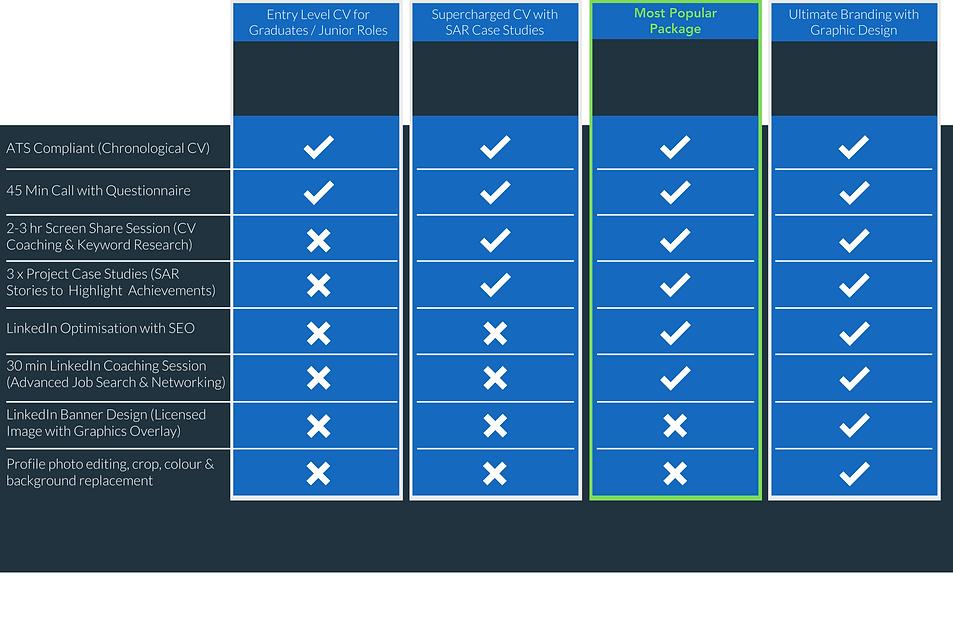 Copy of Bigger Fish - CV & LinkedIn Pack