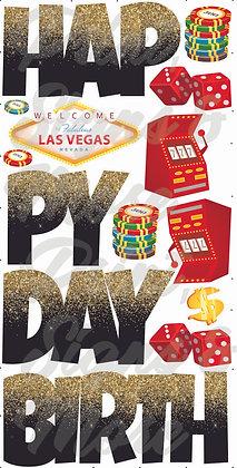 Casino Birthday Set
