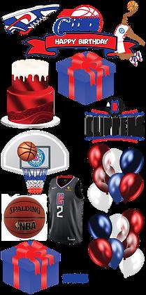 [Digital Download] LA Clippers Birthda