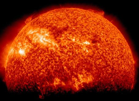 太陽の恩恵とギックリ腰