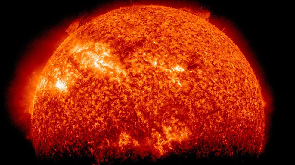 Solar return forecast chart