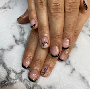 Nails - Gel polish only $30