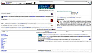 A Trip in the Wayback Machine: Netscape 1996