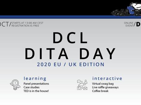 DCL DITA Day - EU / UK Edition