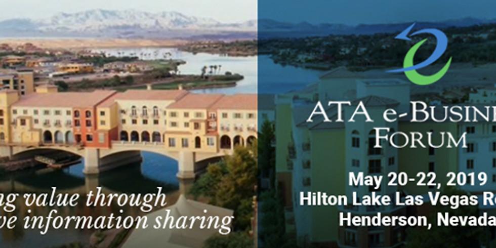 ATA e-Business Forum