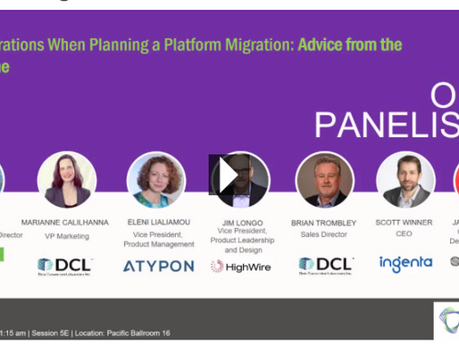 Considerations for Scholarly Publishers When Planning a Platform Migration