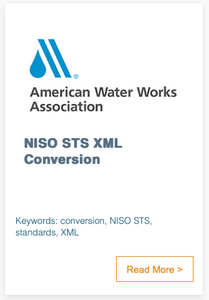 NISO STS XML Conversion for the American Water Works Association