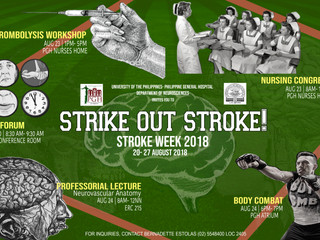 Strike Out Stroke! Stroke Week 2018
