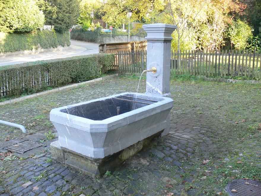 Brunnen-Laubeggstrasse-