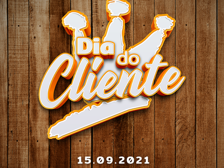 EXPLOSÃO DE SABOR! NO DIA DO CLIENTE (15/09), A REDE REI DO MATE IRÁ PRESENTEAR TODOS VOCÊS