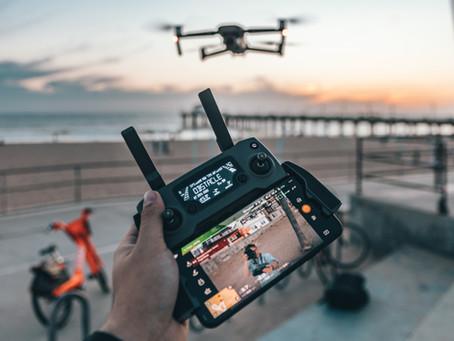 Effet Vertigo : le zoom d'Hollywood pour votre drone