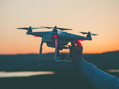 Drone : le vol de nuit est désormais possible !