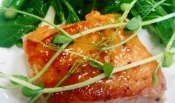 Spring Salmon Salad.