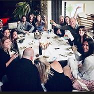 Malibu Friends 30th Dinner.
