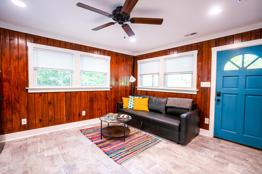 Renovated and clean Brevard cabins