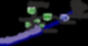 Balaton - Kaland Hegy Eplény Térkép