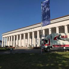 Interieur leveren noord-Duitsland door MJT