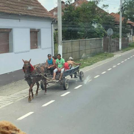Rit Roemenië