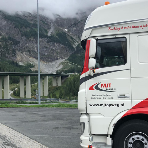 Tauern autobaan MJT Logistics