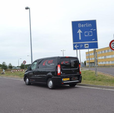 Drukwerk transport door MJT Logistics
