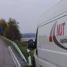 Rondje Oostenrijk, Tsjechië en Duitsland. MJT Logistics