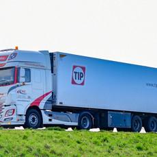 Stedelijke distributie MJT met citytrailer