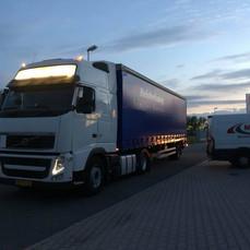 Sneltransport per vrachtwagen naar Spanje MJT Logistics