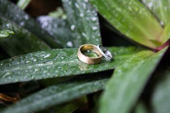 When it rain's on your photo shoot... It's still beautiful.