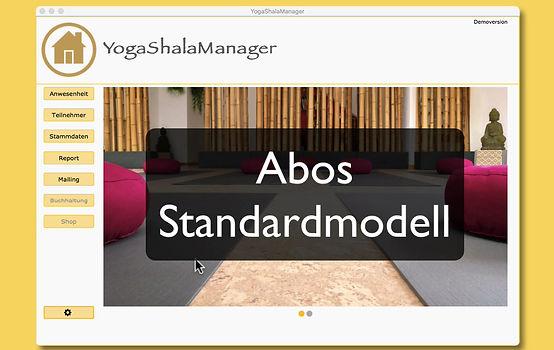 Dieses Video zeigt dir die Funktionen und das einrichten von Abos im Standardmodell