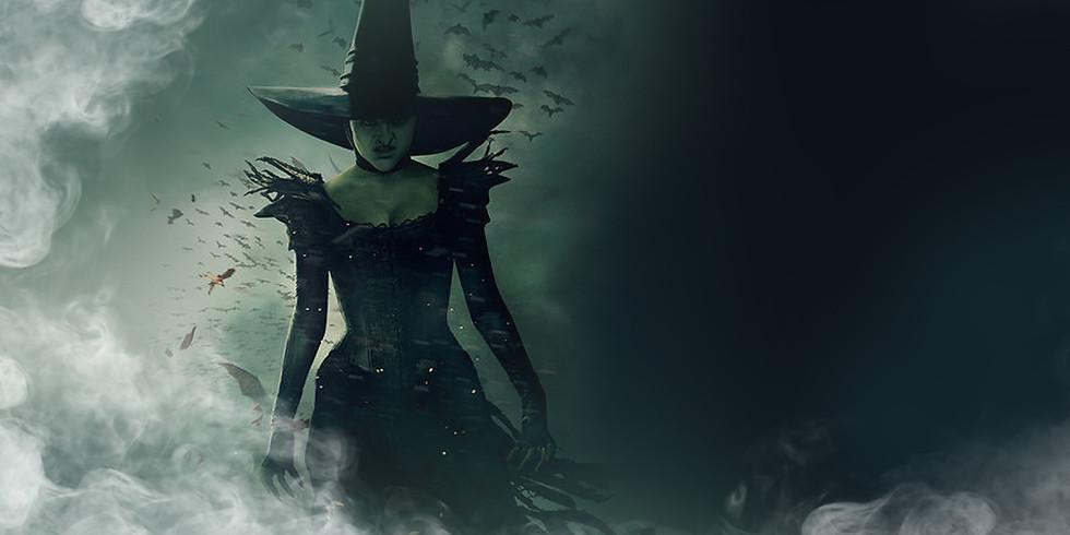 The Flying Witches. Revelation Night