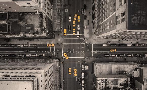 Avenida Broadway, New York