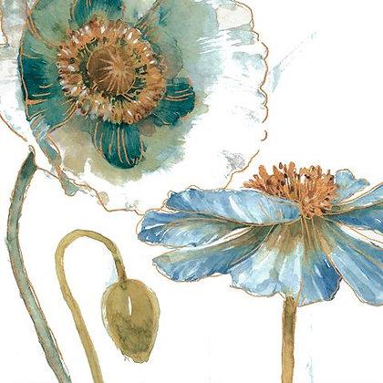 F. Blue and Green II