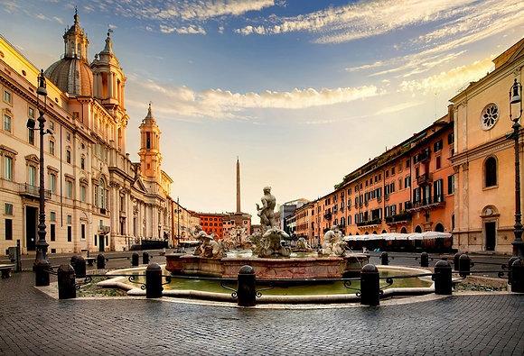 Piazza Navona, Roma - Itália