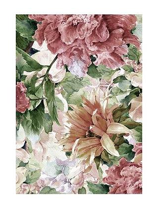 Stamped Flower II